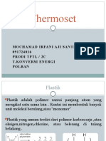 Thermoset Persentasi (Moch Irfani a S ) 2C TPTL