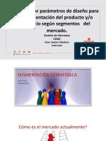 Segmentación ACTV 3