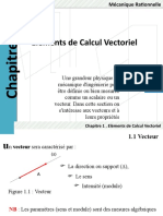 Chapitre 1_Eléments de Calcul Vectoriel