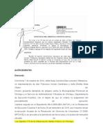 EXP. N° 6751-2015 PA TC -TC ordena la demolición del 3er piso y azotea de un inmueble en Santa Victoria- Derecho a la Propiedad y a la defensa.docx