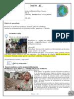 Guia 07-5°- Ciencias sociales