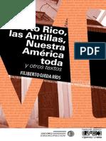 Puerto Rico, las Antillas, Nues - Filiberto Ojeda Rios.pdf