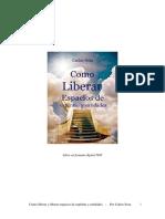 2Como Liberar Espacios de Espiritus y Entidades de los planos sutiles - Carlos Sosa