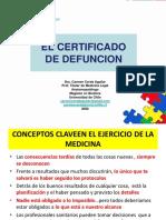 COLMED certif