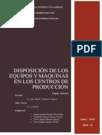 DISPOSICIÓN DE LOS EQUIPOS Y MAQUINARIAS EN LOS CENTROS DE PRODUCCIÓN (1,2).docx
