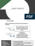 8. Intoxicación Con Gases Tóxicos TOXICOLOGIA