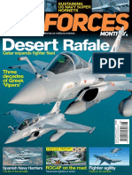 AirForces Monthly - August 2019