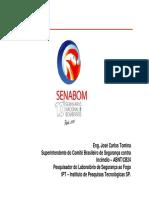 SENABOM Resumo Das NBRs