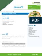 Receta-Pollo-asado-y-ensalada-con-pasta