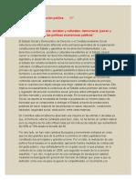 ENSAYO DE CONSTITUCION POLITICA, EDGAR ARRIETA, 11°.