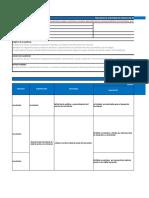 Programa de auditoria de inventarios (materia prima, producto terminado).