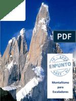 CAPITULO 1 2020 Montañismo Escaladores