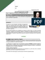 Fundamentos de Programacion con VBA 01