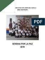 INSTITUCIÓN EDUCATIVA SOR JOSEFA DEL CASTILLO