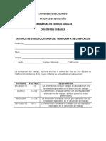 PAUTAS DE EVALUACION DE LA MONOGRAFIA[1] (1).doc