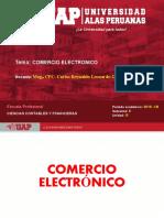 SEMANA 2  - COMERCIO ELECTRÓNICO
