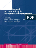 Strøm, Kaare, Wolfgang C. Müller, and Torbjörn Bergman. 2006. Delegation and Accountability in Parliamentary Democracies. OUP Oxford.pdf