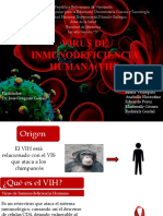 Virus de inmunodeficiencia humana(vih) (1)