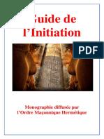 GuideInitiation