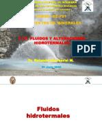 Teoria 2. Fluidos y alteraciones hidrotermales