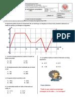 Evaluación de Fisica 10   No. 2  Online