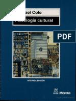 Psicologia Cultural. Una disciplina del pasado y del futuro
