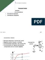 transistores introducción