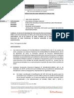 SERVIR ORDENA REPOSICIÓN DE DIRECTORA DE LA UGEL N° 10 -HUARAL, GIOVANNA ESTRADA CLAUDIO