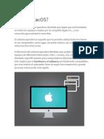 cap1 Qué es MacOS