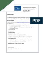 Proyecto 2 Administracion del tiempo.docx