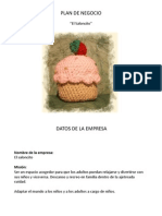 PLAN DE EMPRESA_Maria Baldó Benac