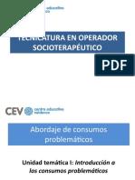 Pablo Lopez Fiorito TECNICATURA EN OPERADOR SOCIOTERAPÉUTICO El labrador
