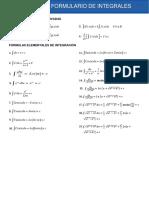 PROPIEDADES Y FORMULAS DE LAS DERIVADAS - SEMANA 12
