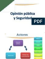 Pablo Lopez Fiorito Seguridad y Opinion Publica