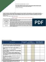 Checklist - Reinicio de Operaciones