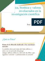 Ética y Bioética en Investigación en Enfermería