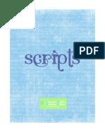 scripts conexao autor