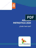 Agenda 2025