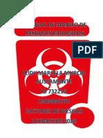 MANUAL RESIDUOS BIOLOGICOS