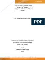 modalidades de trabajo (contrato laboral)