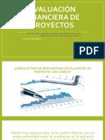 Diapositivas Evaluación financiera