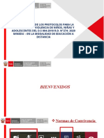 PPT  - ANEXO 3 PROTOCOLOS DE SISEVE