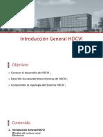 01.HDCVI Introducción General al Sistema