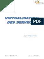 virtualisation des serveur