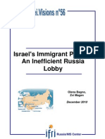 Israel's Immigrant Parties