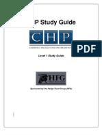 CHP-Study-Guide