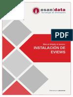 Manual Eviews