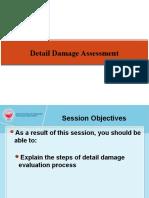 Detail Damage Assessment - 1