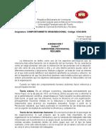 Yanexsi Yagual C.I. V-24635188 Comportamiento Organizacional Asignacion 7