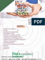 antibiotics in dentistry final version